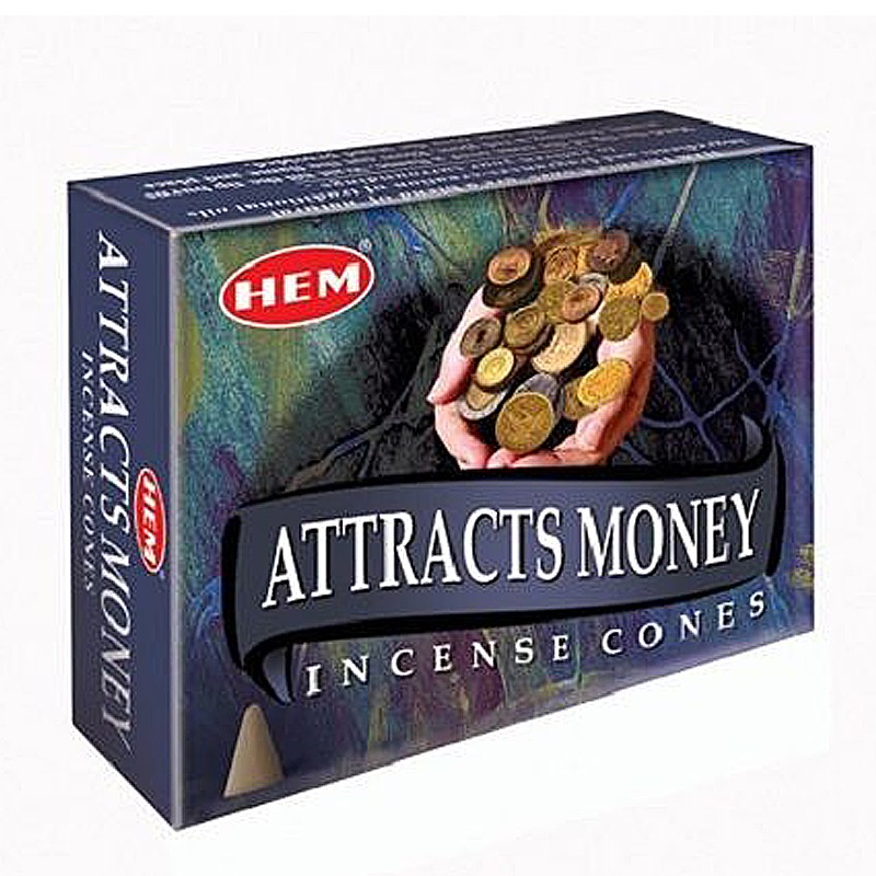 (Attracts Money)...